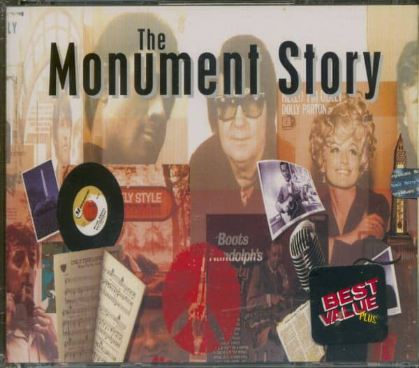 Monument Story 2-CD