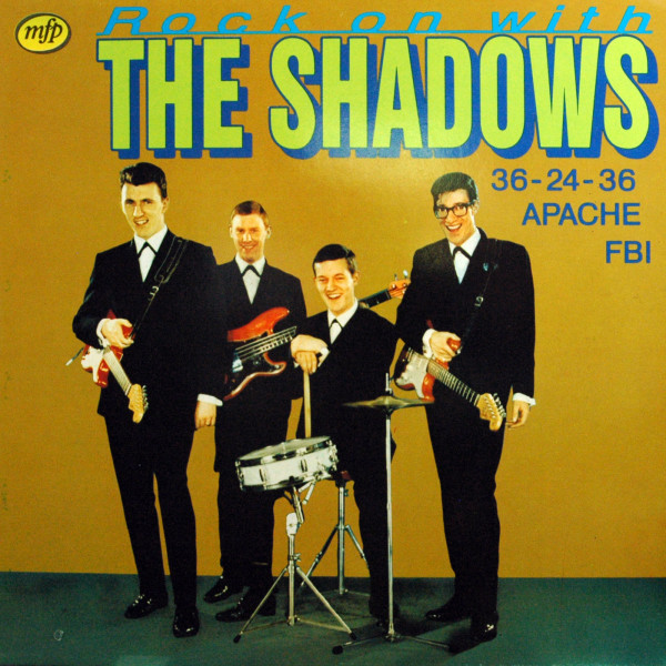Rock On With The Shadows (LP)