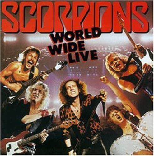 World Wide Live (CD)