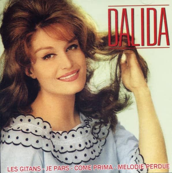 Dalida 1957-58