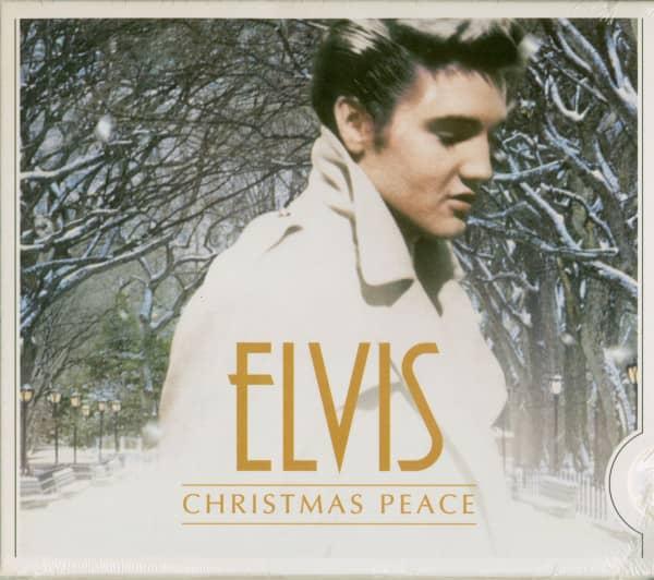 Christmas Peace (CD, Slide-Pack)