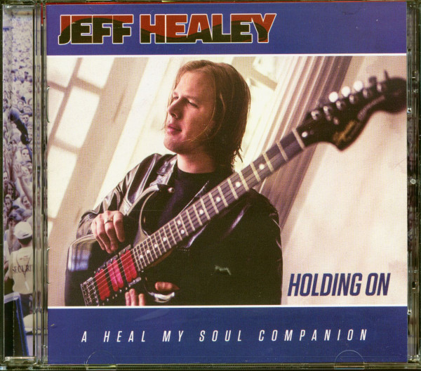 Holding On - A Heal My Soul Companion (CD)