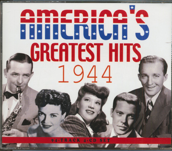 America's Greatest Hits 1944 (4-CD)