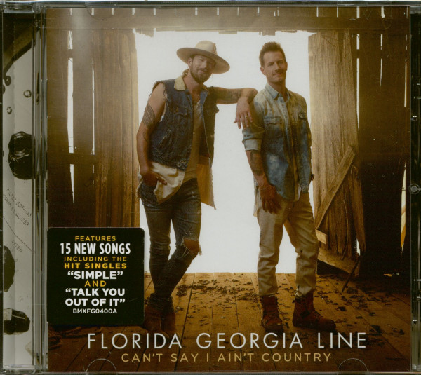 Can't Say I Ain't Country (CD)