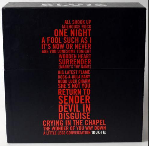 18 UK #1s - Box Set (18x10inch, 45rpm, CS, Ltd.)