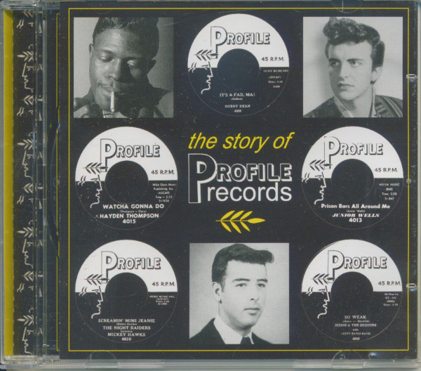 The Story Of Profile Records (CD)