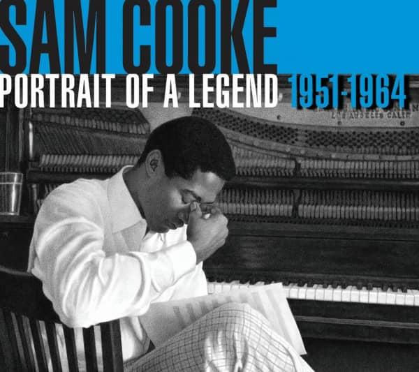 Portrait Of A Legend (2-LP)