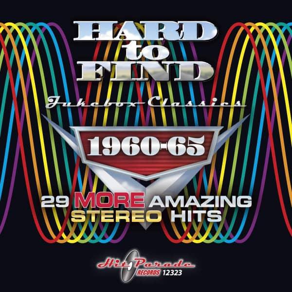 Hard to Find Jukebox Classics 1960-65 (CD)