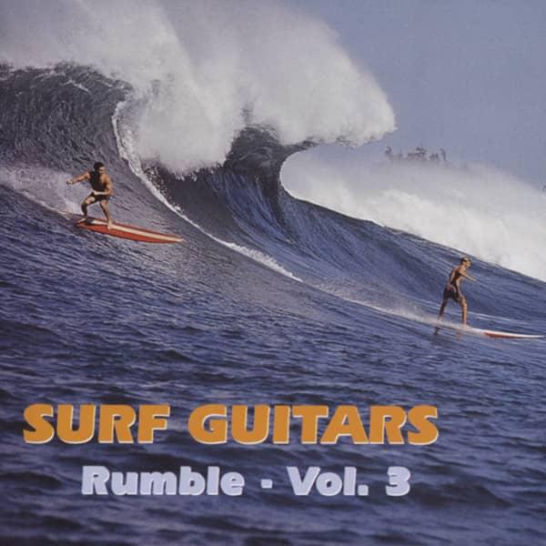 Vol.3, Surf Guitar Rumble