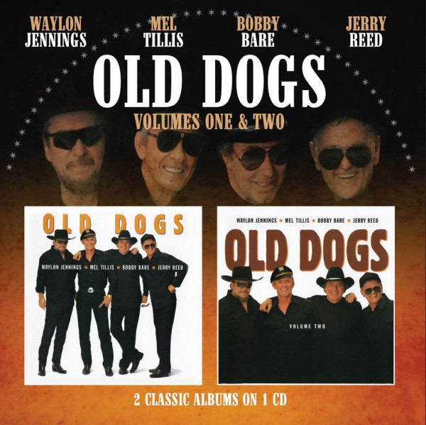 Old Dogs Volumes One & Two (CD)