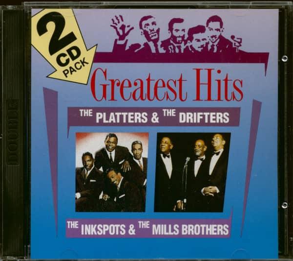 Greatest Hits (2-CD)