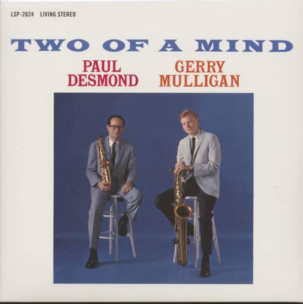 Two Of A Mind (LP, 180g Vinyl)
