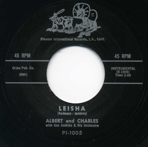 Weird - Leisha 7inch, 45rpm