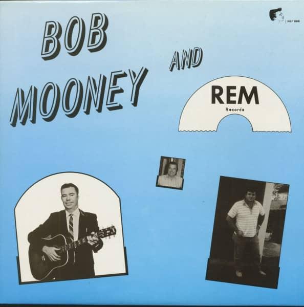 Bob Mooney and REM Records (LP)