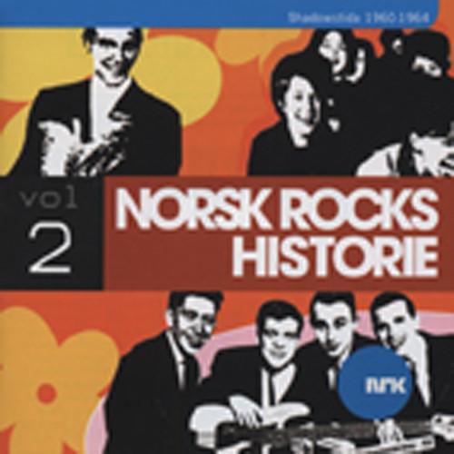 Norsk Rock Historie - Shadowstida 1960-64