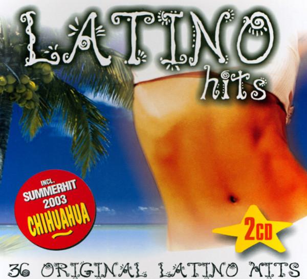 Latino Hits 2-CD