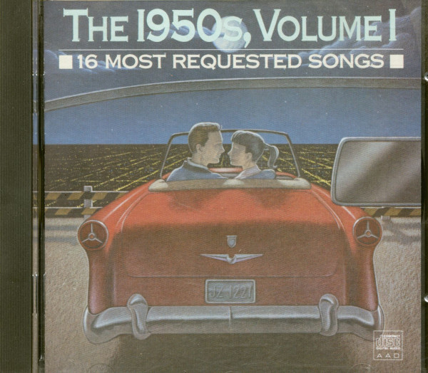 The 1950s Vol.1 - 16 Most Requested Songs (CD)