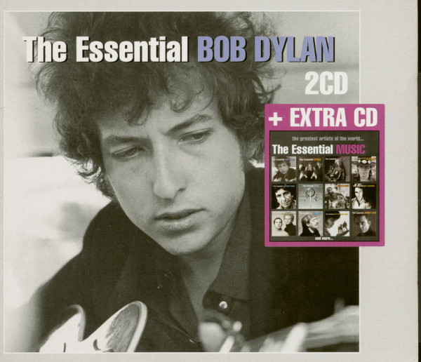 The Essential Bob Dylan (3-CD)
