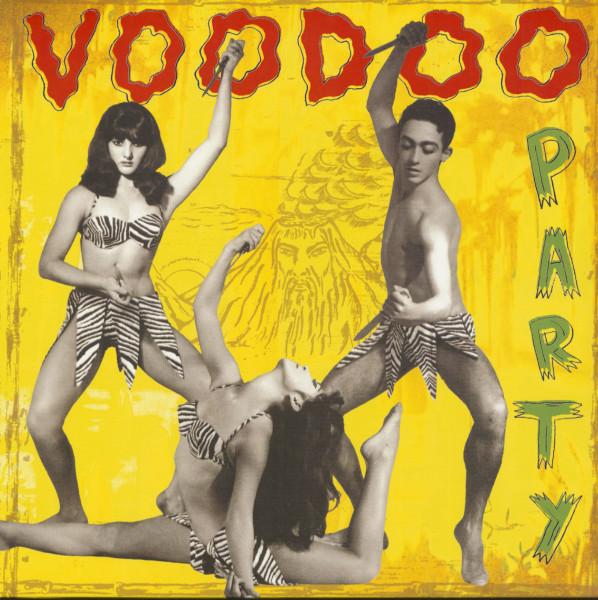 Voodoo Party Vol.1 (LP)
