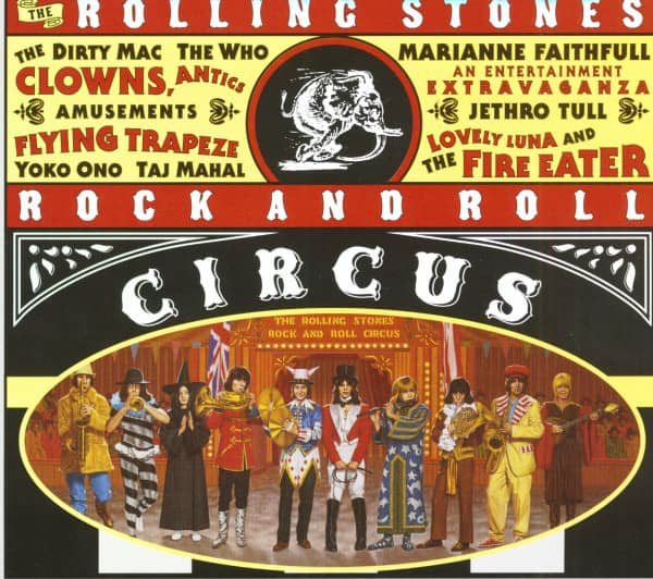 Rock And Roll Circus - Expanded Edition (3-LP)