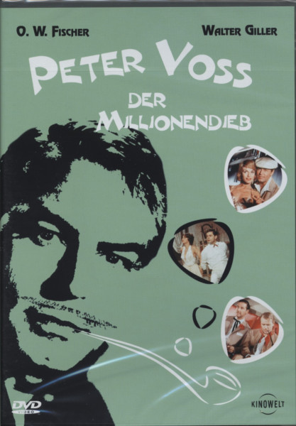 Peter Voss - Der Millionendieb (1958)