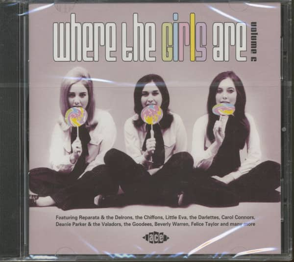 Where The Girls Are Vol.6 (CD)