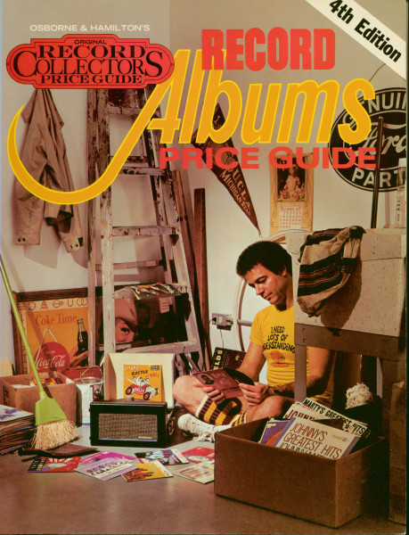 Record Collector - Record Albums Price Guide, 4th Edition