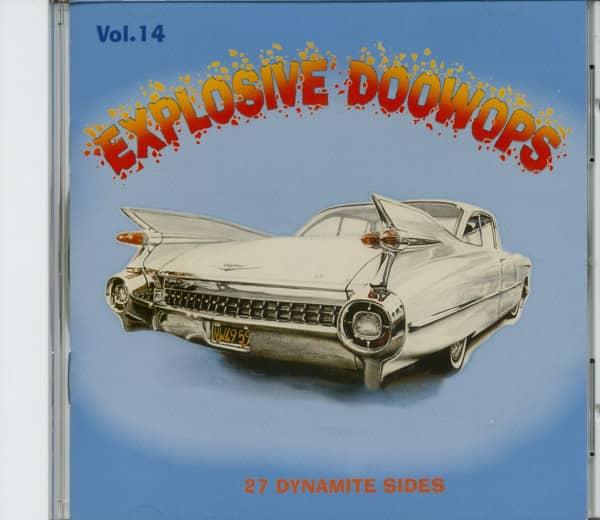 Vol.14, Explosive Doo Wop