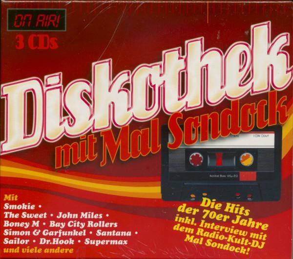 Mal Sondock's Hitparade - 70er (3-CD)