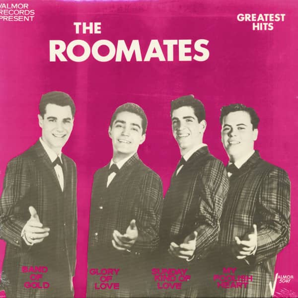 The Roomates - Greatest Hits (LP)