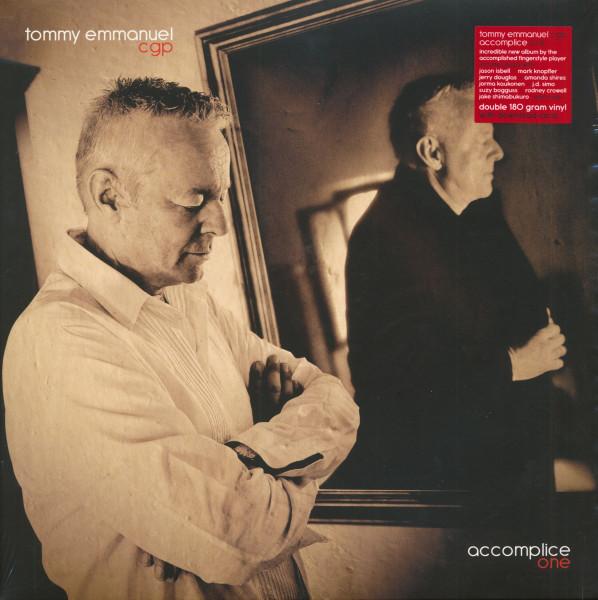 Accomplice One (2-LP & Download, 180g Vinyl)
