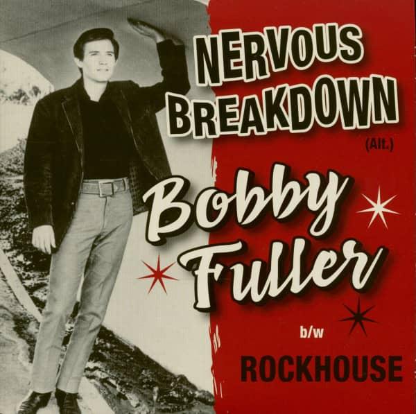 Nervous Breakdown - Rockhouse (7inch, 45rpm)