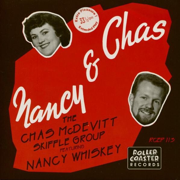 Nancy & Chas (7inch, EP, 33rpm, PS, SC)