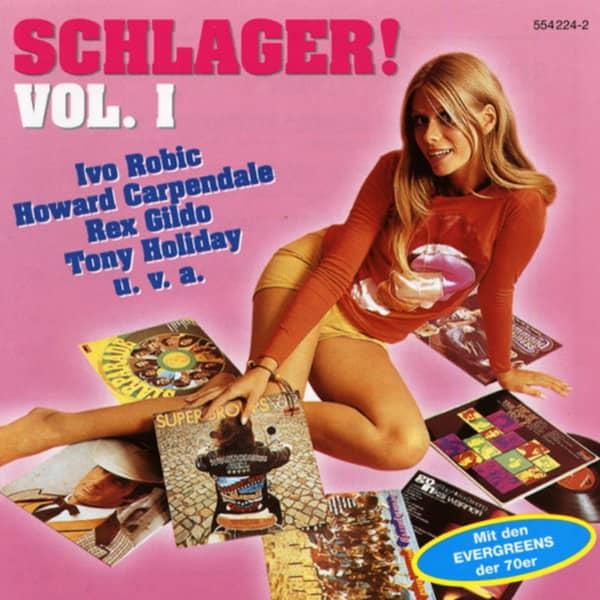 Schlager Vol.1 (CD)