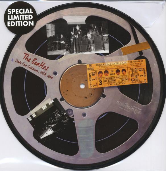 Live At Indiana State Fair (LP 10-inch, Ltd.)