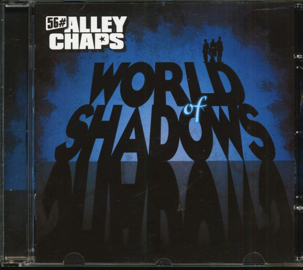 World Of Shadows (CD)