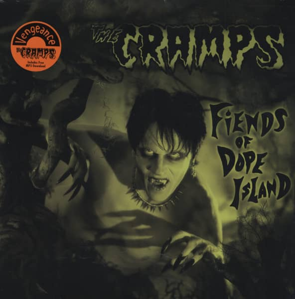 Fiends Of Dope Island (includes MP3 Download)
