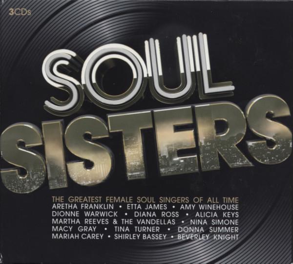 Soul Sisters (3-CD)