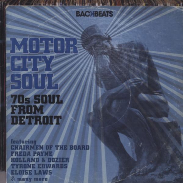 Motor City Soul - 70s Soul From Detroit