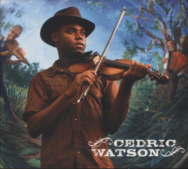 Cedric Watson (CD)