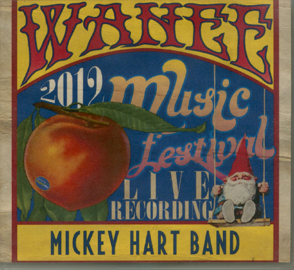 Live at Wanee Festival 2012 (2-CD)