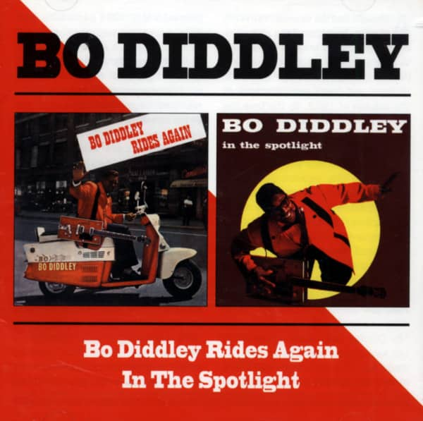 Rides Again - In The Spotlight (CD)