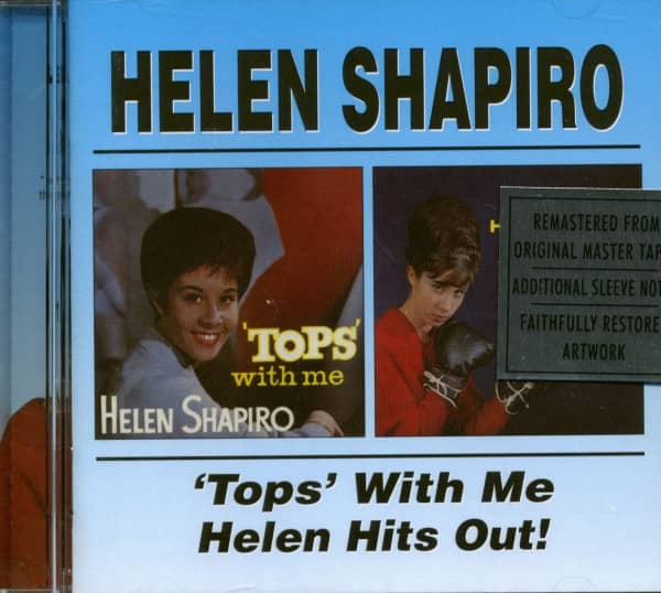 Tops With Me - Helen Hits Out (CD)