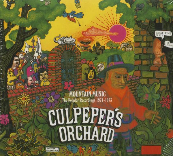 Mountain Music - The Polydor Recordings 1971-1973 (2-CD)