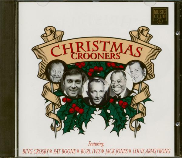 Christmas Crooners (CD)