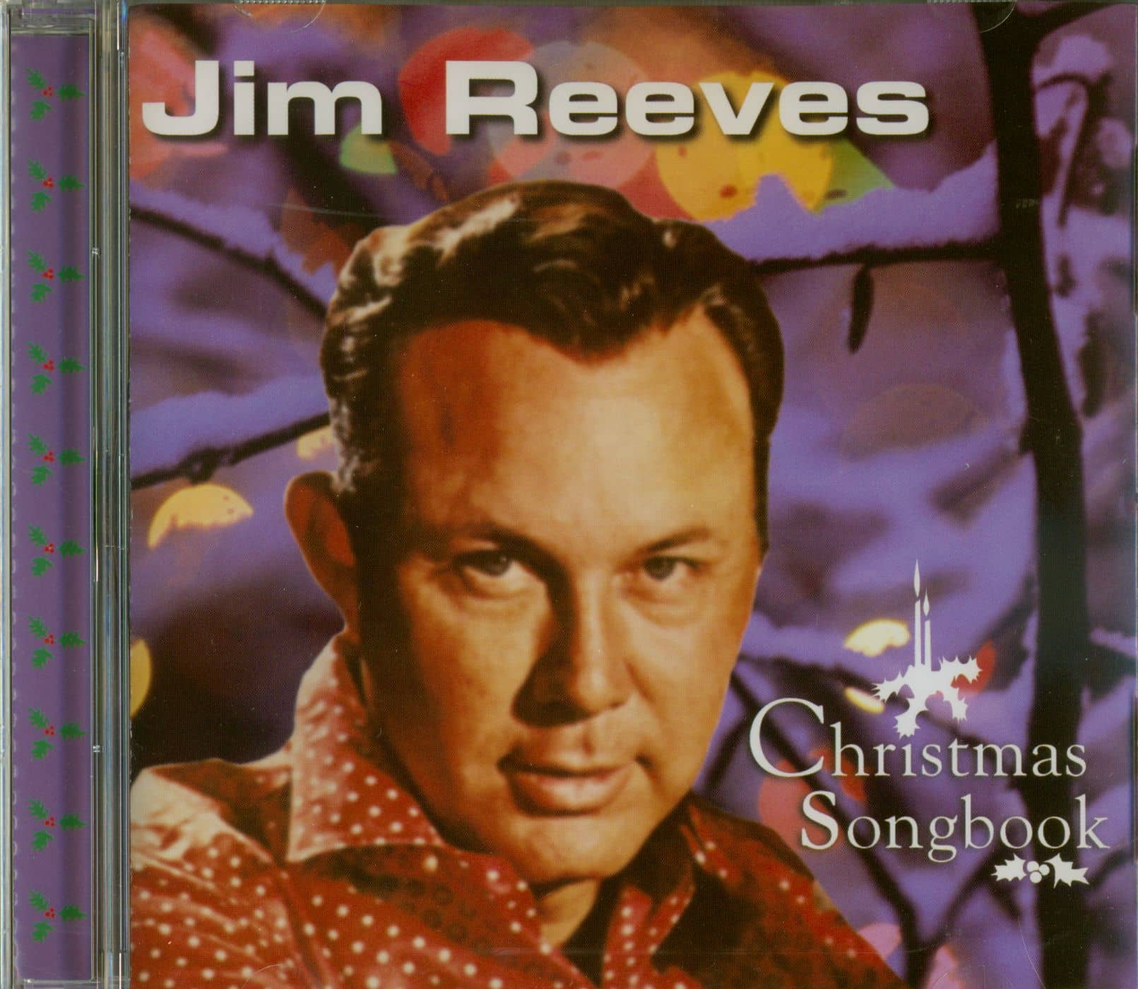 Jim Reeves CD: Christmas Songbook - Bear Family Records