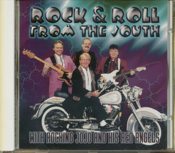 Rock & Roll From The South (CD)