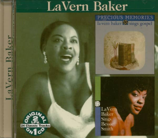 Precious Memories - Laverne Sings Bessie Smith (CD)