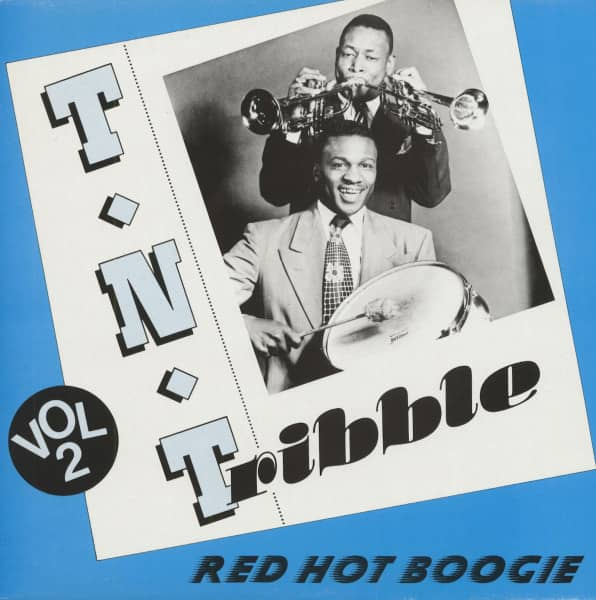 Red Hot Boogie Vol.2 (LP)