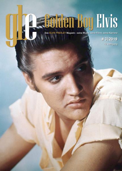 Golden Boy Elvis - Fachmagazin 3-2019